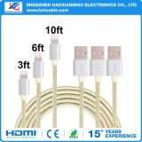 Зарядный кабель на iPhone 5