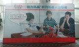 Stand portatif d'exposition de tissu de tension, présentoir, Foire (KM-BSZ19)
