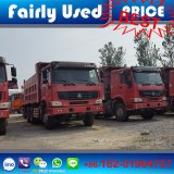 8X4 HOWO Tipper Truck to the Philippines, Malawi, Kenya and Djibouti