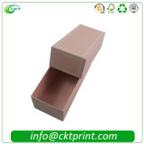 Pmsのピンク(CKT-CB-316)の実用的なボール紙のギフト用の箱