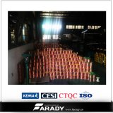 transformador montado poste 100kVA trifásico
