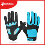 Перчатки экрана касания перста перчаток людей задействуя полные