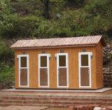 Toalete ao ar livre favorável ao meio ambiente da qualidade