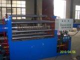 Máquina de fatura hidráulica do fole horizontal
