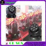 단계 광속 7X12 디스코 나이트 클럽 LED 이동하는 맨 위 빛