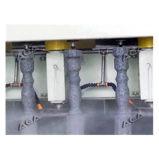 Machine en pierre de rampe de machine de découpage de fléau