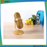Metallmikrofon Subwoofer Bluetooth Lautsprecher