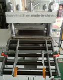 PVC, 필름, Mylar, 구리 또는 알루미늄 호일, 두 배 접착 테이프, 거품, Trepanning는 절단기를 정지한다