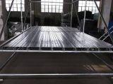 Tipi di plance d'acciaio per l'impalcatura