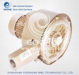 ventilador de vácuo de alta pressão do estágio de 1.3kw/1.5kw 120m3/H 280mbar/Double