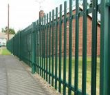 Rete fissa d'acciaio del Palisade di Alto-Obbligazione, recinzione del Palisade