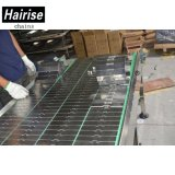 Straight Stainless Steel Single Hinge Slat Chain Conveyor com ISO