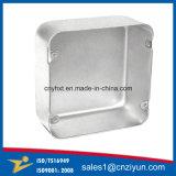 La scatola di giunzione dello spazio in bianco dello stampaggio profondo senza perfora i Outs