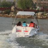 barco longo da velocidade das pessoas da fibra de vidro 6 de 4.8m