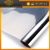 1.52 * 30m Silver Solar Control Reflective Building Window Film