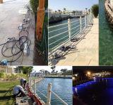 luzes subaquáticas da doca 6X3w, luzes subaquáticas da pesca, luzes dos peixes