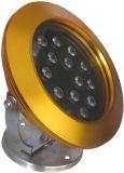 DC12 ou 24V choisissent la couleur ou la lumière sous-marine de RVB DEL