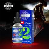 E-Suco elevado natural de Eliquid Rda Vg do sabor do frasco de vidro de Yumpor 30ml