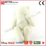 Мягкая игрушка плюшевого медвежонка соединения заполненного животного плюша