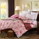 Quilt/Duvet/Comforter por atacado clássicos do poliéster do hotel