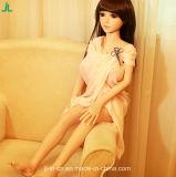 Jl 108cm MiniBaby-japanische realistische Silikon-Liebes-Puppe für Mann
