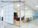 De Muren van de Verdelingen van het Glas van het aluminium voor het Hotel van het Bureau