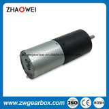 12V micro- Motor met drijfwerk met Versnellingsbak voor Elektrisch Gordijn