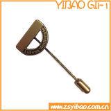 Personalizzare le clip di legame in lega di zinco di placcatura ed il Pin di Lape per i regali del ricordo degli uomini (YB-HD-07)