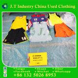 Sell usado de Jersey dos esportes da roupa dos esportes bem a África