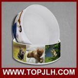 Logotipo Print Print Ceramic Pet Bowl Sublimation