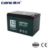 batería de plomo sellada recargable de la batería profunda del ciclo 12ah