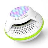 Altavoces sin hilos flotantes portables del altavoz 4.0 impermeables de Bluetooth con la luz del LED