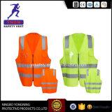 Одежда безопасности с лентой высокой видимости отражательной