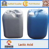 Ácido lático de produto comestível de baixo preço 80%-88% da alta qualidade