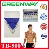 Lyophilisiertes reines Puder Tb500 des Peptid-Tb500 für Bodybuilding