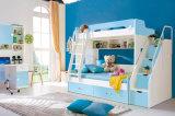 Bâti de couchette en bois coloré de meubles modernes populaires de gosses (803)