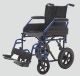 El manual de acero, uno mismo propulsa y plegable, sillón de ruedas, (YJ-NB2)