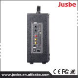 Jusbe 100W bluetooth Ubs 포트를 가진 휴대용 MP3 FM DJ 라디오 실행 건전지 풀 로드 스피커 건강한 트롤리 액티브한 스피커