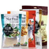 La bolsa de plástico del alimento de Sanck de la fuente del fabricante de China con la ventana desde 2001