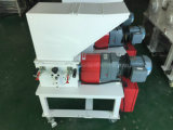 Tubo de plástico Usado trituradora de plástico Wasted Granulator