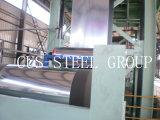 電流を通された鉄の金属板か電流を通された鋼鉄コイル