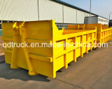 Hook-Lift Recycling Skip Containers, hook lift container