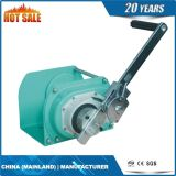 Capacité manuelle de treuil de main de 100kg à 3000kg