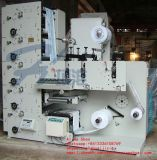 Impresora de alta velocidad de la escritura de la etiqueta de la etiqueta engomada de la impresión de la escritura de la etiqueta de 5 colores