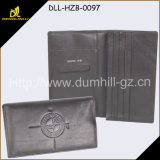 Держатель пасспорта RFID кожаный