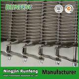 製造業者の適用範囲が広い棒のコンベヤーベルト、螺線形のフリーザーベルト