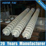 Tubo radiante di ceramica per la fornace