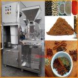 Máquina de moedura indiana da especiaria do pó da pimenta