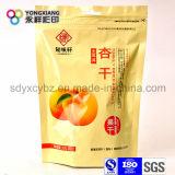 Kundenspezifische Ordnung und Fastfood- Beutel mit Reißverschluss für getrocknete Früchte annehmen