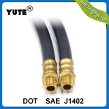 Fmvss106 Yute Flexible Air Brake Hose avec raccords en laiton